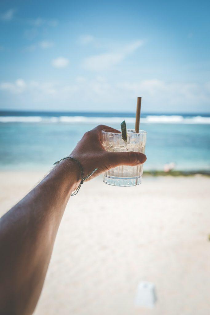 Neues Lernen ist kein Cocktail am Strand!