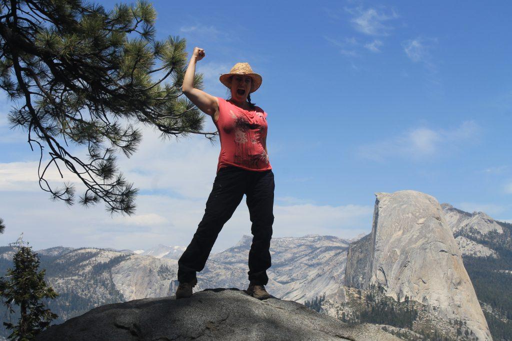 Ich setze jetzt gesunde Grenzen und fühle mich stark und leistungsfähiger!